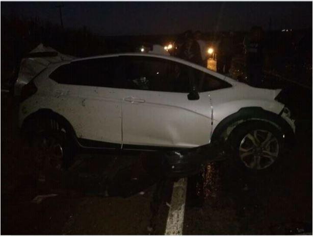 Um grave acidente com vitima fatal foi registrado no inicio da noite desta segunda-feira (21/05) na PR-090 entre Sertanópolis e Ibiporã.