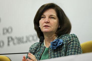 Procuradora-geral da República, Raquel Dodge, disse que recurso públicos só podem ser usados por elegíveis - Arquivo/Agência Brasil