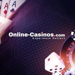 logotipo dos cassinos online